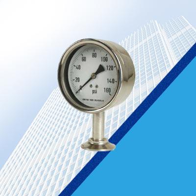 不锈钢卫生型压力表